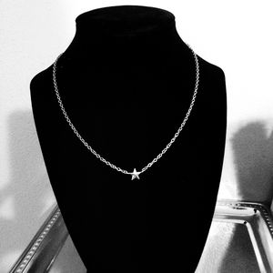 REAL SS Star necklace